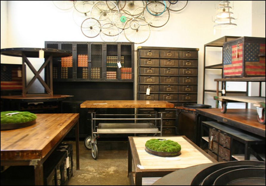 Best Industrial Furniture in Atlanta!